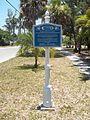 Longboat Key FL first home marker01.jpg