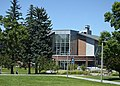 Looking NW at Chemistry and Biochemistry Building - Montana State University - 2013-07-09.jpg