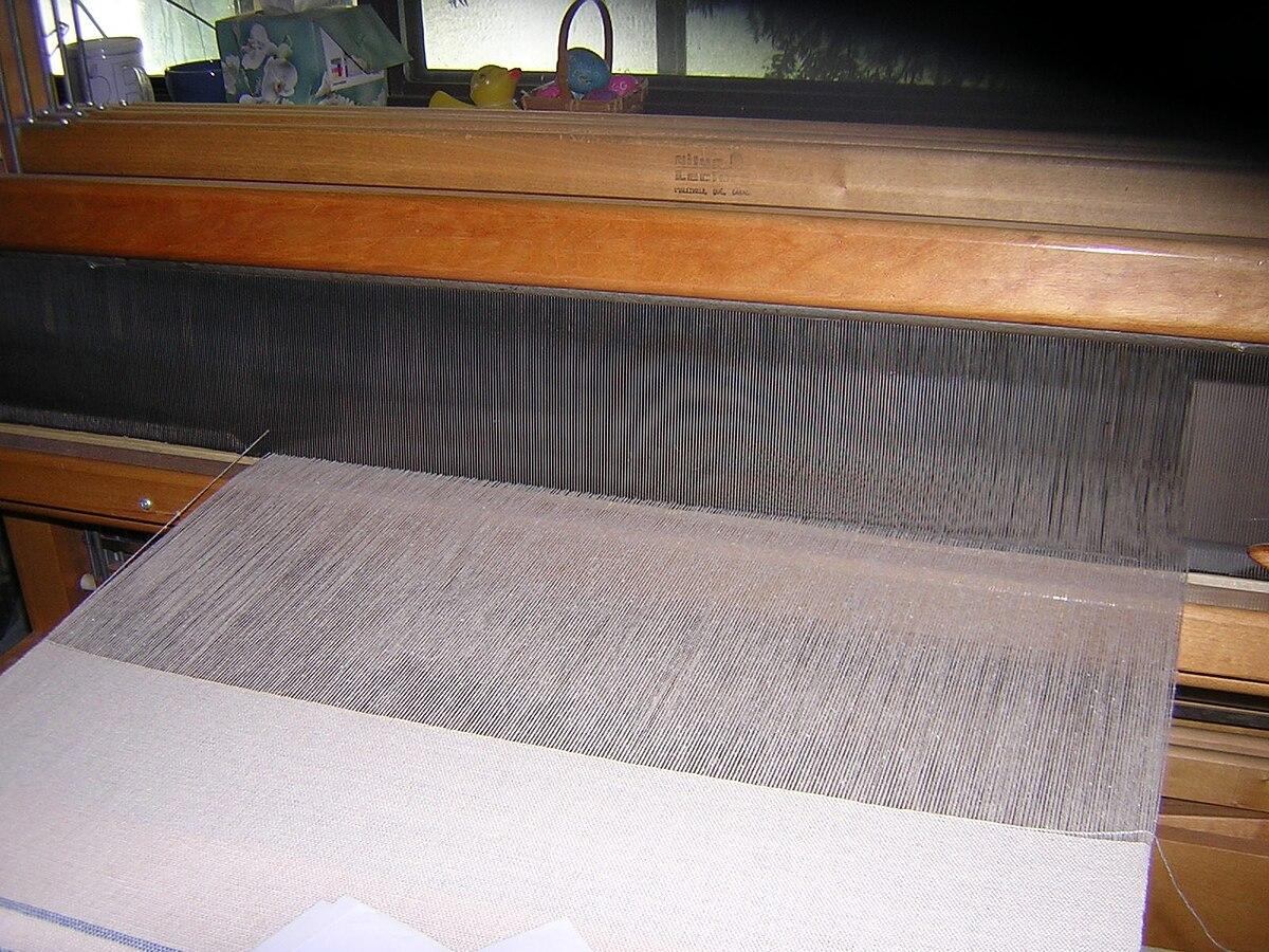 Reed Weaving Wikipedia