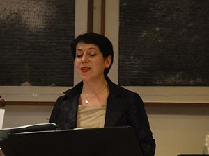 Lore Lixenberg - Lixenberg in 2014