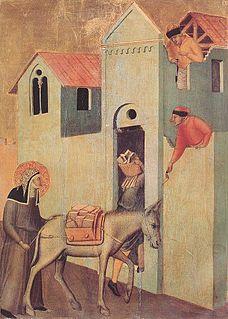 Saint Humility Italian saint