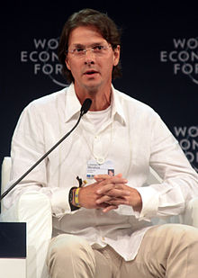 Lorenzo Mendoza - World Economic Forum on Latin America 2012.jpg