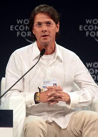Lorenzo Mendoza - Lorenzo Mendoza at the World Economic Forum on Latin America in 2012