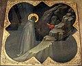 Lorenzo monaco, s. antonio abate incontra l'eremita paolo, 1400-10 ca..JPG