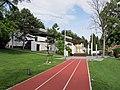 Losanna, museo olimpico, ext., parco 03.JPG