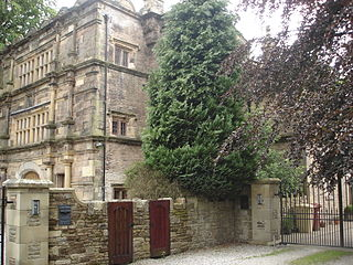 Lostock Hall Gatehouse