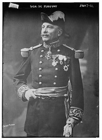 Louis de Maud'huy - Image: Louis de Maud'huy in 1916