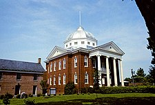 Louisa County Courthouse (Built 1905), Louisa (Louisa County, Virginia).jpg
