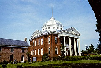Louisa County, Virginia - Image: Louisa County Courthouse (Built 1905), Louisa (Louisa County, Virginia)
