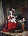 Louise Elisabeth Vigée-Lebrun - Marie-Antoinette de Lorraine-Habsbourg, reine de France et ses enfants - Google Art ProjectSMALLFXD.jpg