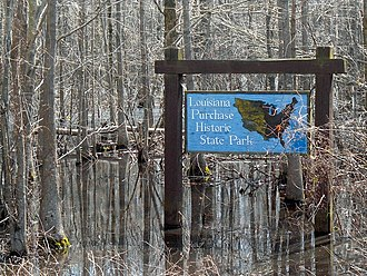 Louisiana Purchase Historic State Park - Image: Louisiana Purchase State Park 002