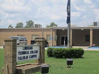 Tallulah, Louisiana - Louisiana Technical College, Tallulah campus