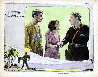 <i>Loves Wilderness</i> 1924 film by Robert Zigler Leonard