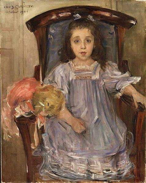 File:Lovis Corinth - Bildnis Sophie Cassirer (1906).jpg