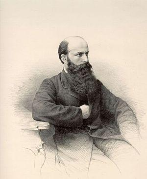 Lovro Toman - Lovro Toman in the 1860s