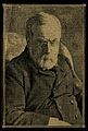 Lucien (Sacha) Guitry as Louis Pasteur. Photogravure after G Wellcome V0004535.jpg