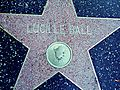 Lucille Ball's Star - Hollywood walk of Fame (6340277481).jpg