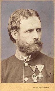 Austrian mountain climber, painter, arctic explorer and nobleman