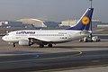 Lufthansa, D-ABIH, Boeing 737-530 (16270790709).jpg