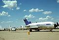 Lufthansa Boeing 727-30; N90557, October 1975 BQO (5288885994).jpg
