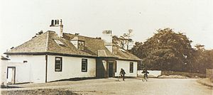 Lugton - The old Lugton Inn