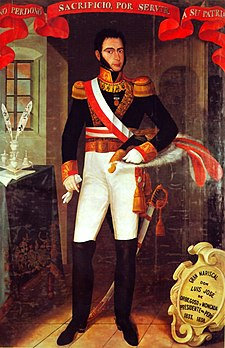 Luis José de Orbegoso y Moncada