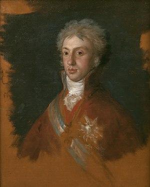 Louis I of Etruria - Image: Luis de Etruria