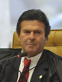 Luiz Fux Brazilian judge