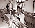 Luksiranje anten v tovarni Elrad v Gornji Radgoni 1961.jpg