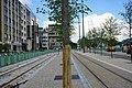 Luxembourg, construction tram allée Scheffer (1).jpg