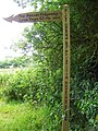 Lyme Regis 62 miles (100km) - geograph.org.uk - 1347619.jpg
