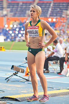 Lynique Prinsloo (2013 World Championships in Athletics) 01.jpg