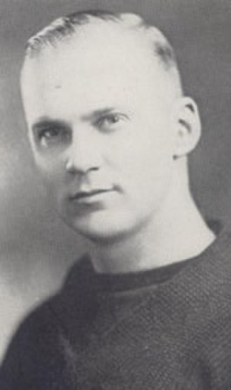1923 College Football All-America Team - Lynn Bomar of Vanderbilt.
