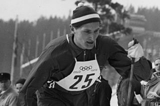 Tapio Mäkelä Finnish cross-country skier
