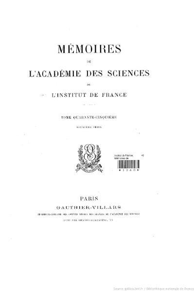 File:Mémoires de l'Académie des sciences, Tome 45.djvu