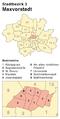 München - Stadtbezirk 03 (Karte) - Maxvorstadt.png
