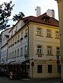 Měšťanský dům U žlutých nůžek (Malá Strana), Praha 1, Na Kampě 6, Malá Strana.JPG