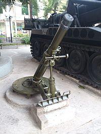 M30 mortar at the War Remnants Museum.jpg