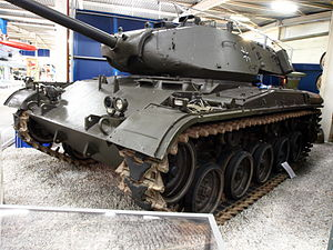 M41 Walker Bulldog at Sinsheim pic2.JPG