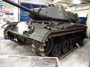 M41 Walker Bulldog at Sinsheim pic2.JPG