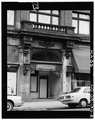 MAIN ENTRANCE S. W. THIRD STREET. - Hotel Lenox, 1100-1116 Southwest Third Street, Portland, Multnomah County, OR HABS ORE,26-PORT,5-8.tif