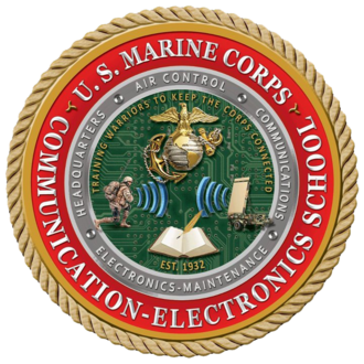 Marine Corps Communication Electronics School - Mcces-logo