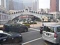 MC 澳門 Macau 路氹 Taipa 金光大道 Cotai hotel shuttle view November 2019 SS2 10 The Venetian Macao bridge.jpg