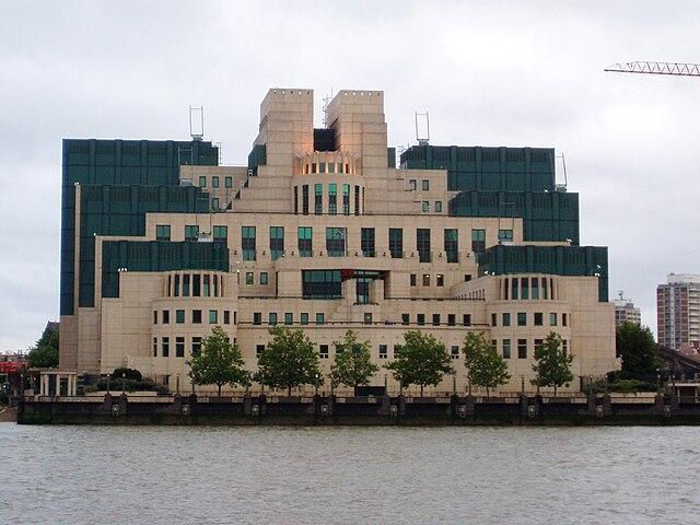 MI 6 Building