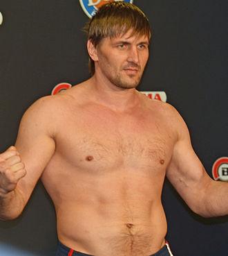 Vitaly Minakov - Image: MMA fighter Vitaly Minakov