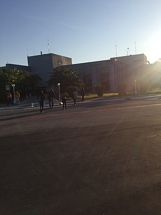 Ciudad Victoria International Airport - Image: MMCV2