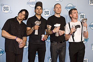 Billy Talent Canadian punk rock band