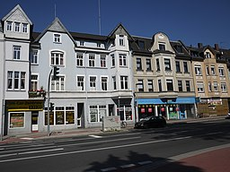 Homberger Straße in Moers