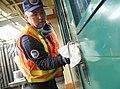 MTA New York City Transit Sanitizes Stations and Subway Cars (49618680417).jpg