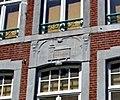 Maastricht - rijksmonument 27292 - Maastrichter brugstraat 8 20100523 (gevelsteen).jpg